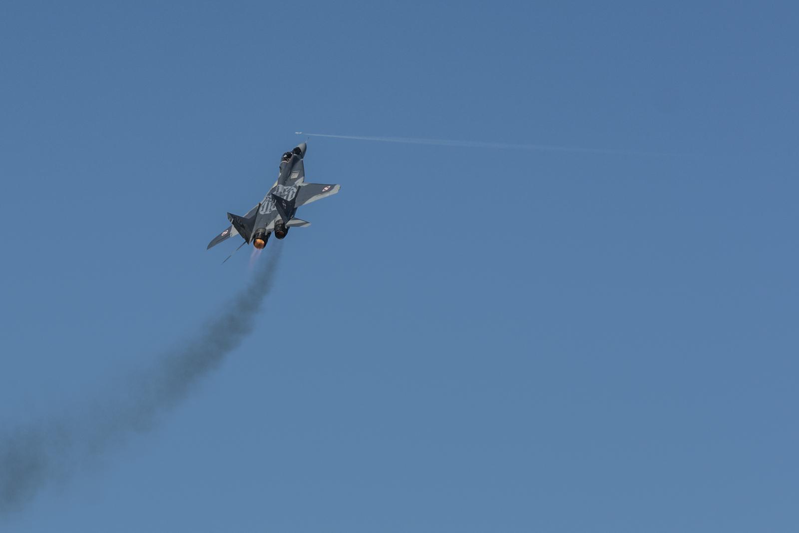 AIR14: Mig-29 polonais.